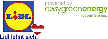 Logo Stromanbieter Lidl Energie